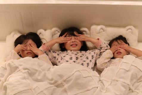 3姉妹を育てるフリーランスママの働き方