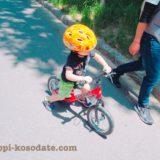 ペダルなし自転車SPARKY(スパーキー)口コミブログ