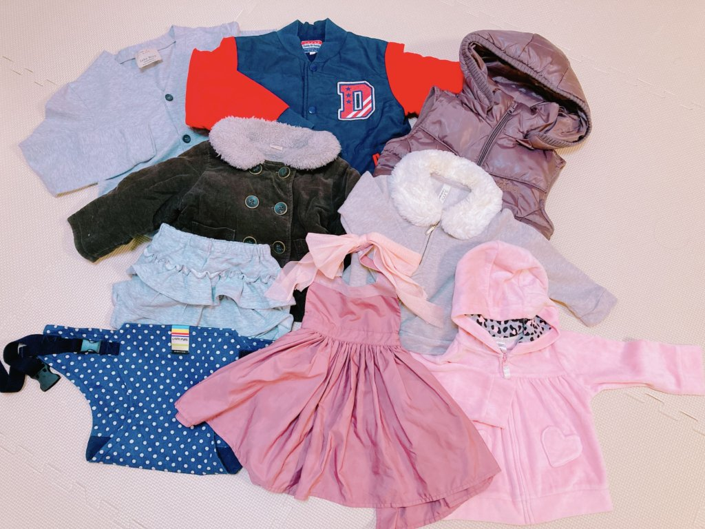子供服の買取コミュニティキャリーオンの口コミ
